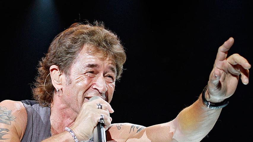 Peter Maffay auf Tour in der Arena Nürnberg
