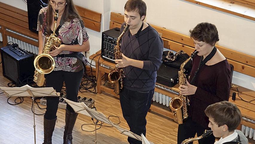 """""""Von Swing bis Bach"""" mit talentierten Nachwuchskünstlern"""