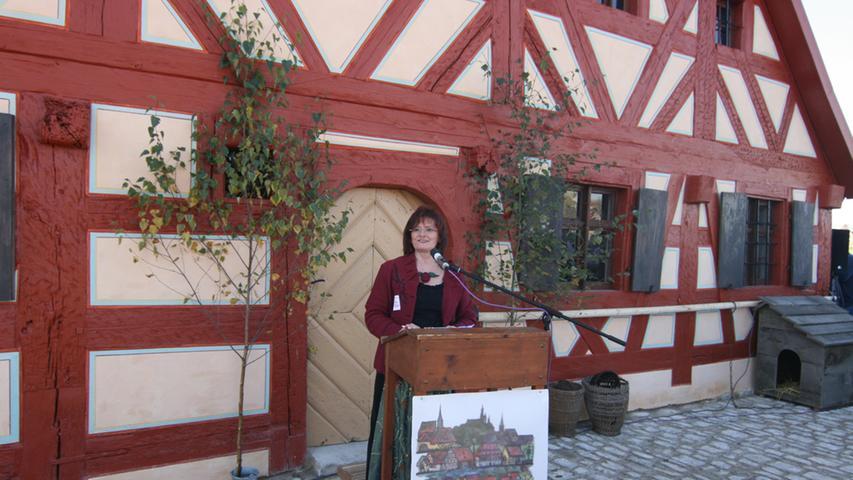 Neues Bauernhaus im Freilandmuseum Bad Windsheim