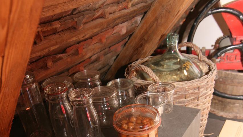 Vor allem Kirschen spielten dabei im 19. Jahrhundert eine zentrale Rolle.