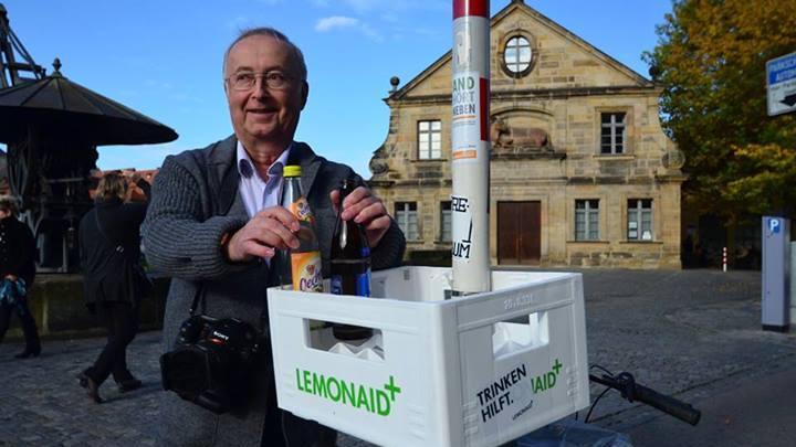 Die Idee hat in Bamberg schon erste begeisterte Anhänger gefunden.