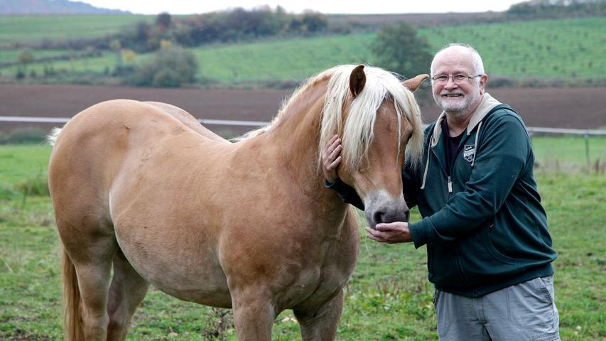 Ein Herz für Tiere: Der Gnadenhof in Neunkirchen am Sand