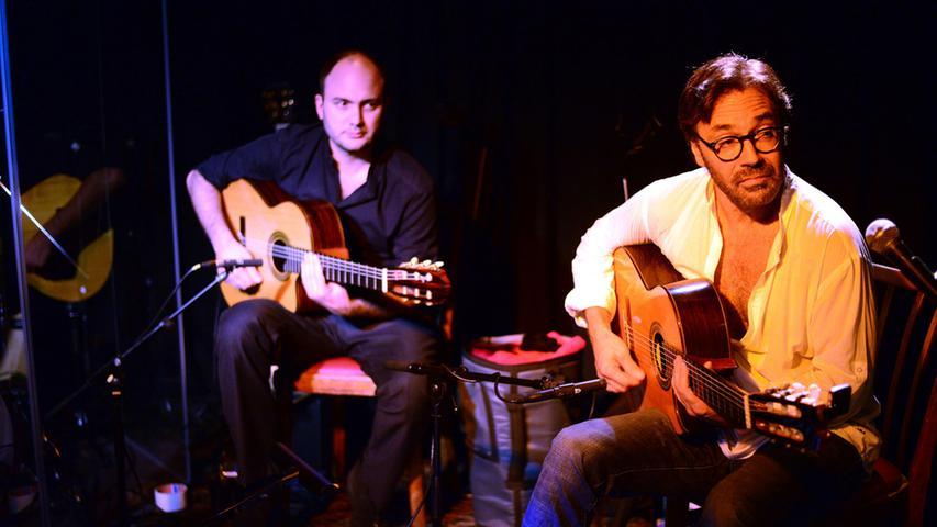 Gitarrenlegende Al Di Meola zu Gast in Fürth