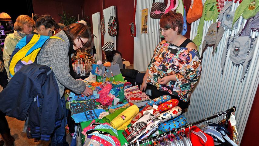 Motiv: Fairdreht - Markt im Jugendhaus Catch-Up /TaKaKiMo..Foto : Mark Johnston
