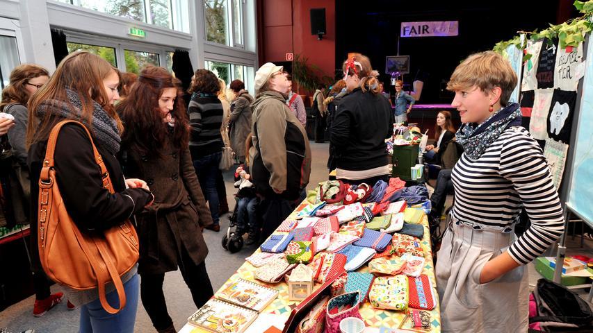 Motiv: Fairdreht - Markt im Jugendhaus Catch-Up / Prinzessin..Foto : Mark  Johnston