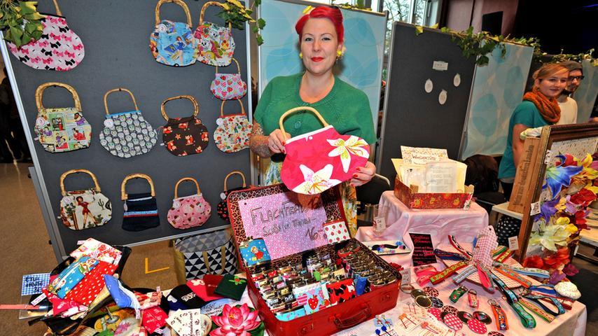 Motiv: Fairdreht - Markt im Jugendhaus Catch-Up / Freulein (Yvonne  Ziegler)..Foto : Mark Johnston