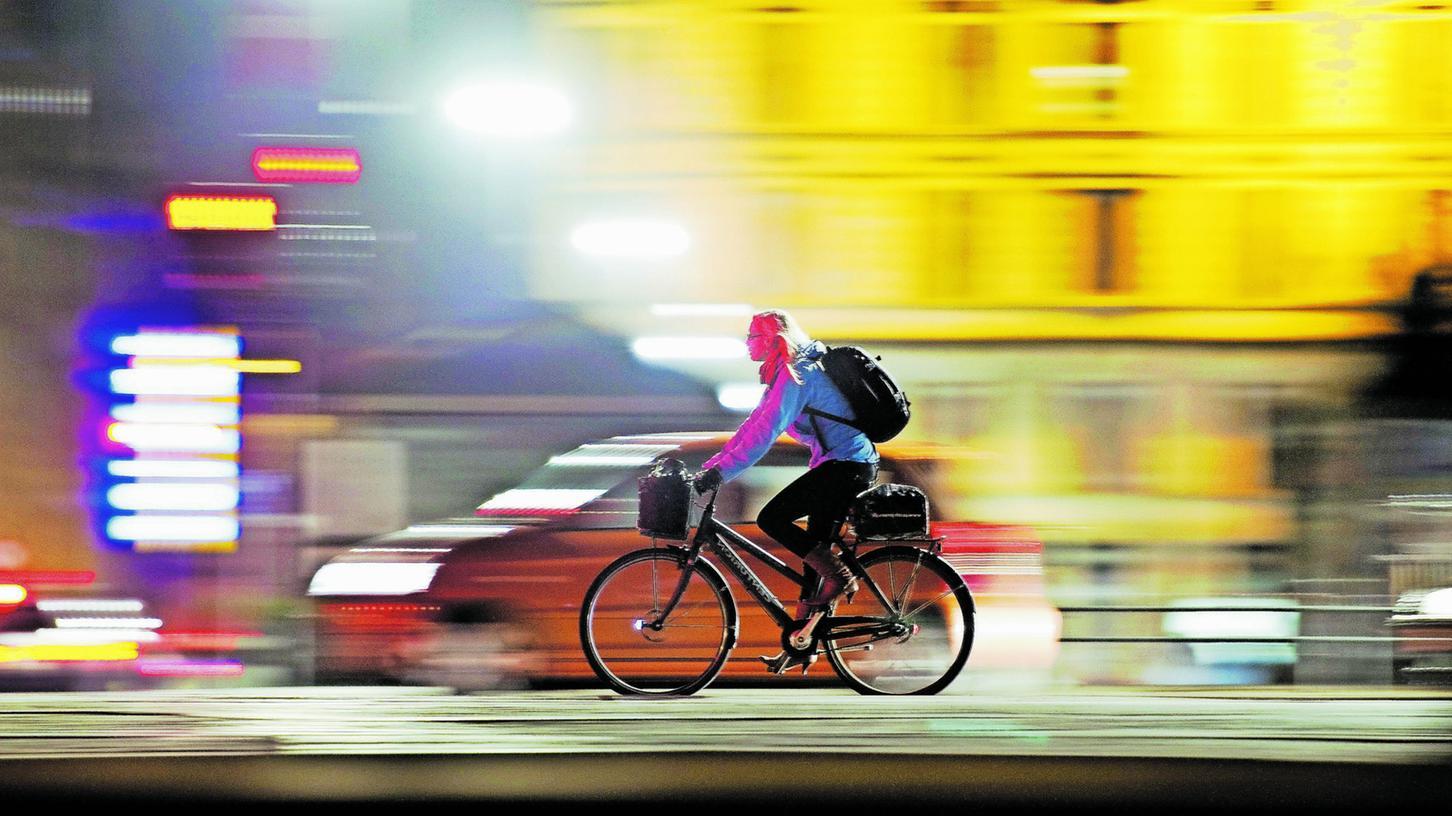 Nürnberg nimmt sich Kopenhagen zum Vorbild. Denn in kaum einer anderen Stadt finden Radfahrer so gute Bedingungen vor wie in der Hauptstadt Dänemarks. Dazu gehören auch Schnellwege nur für Radler.