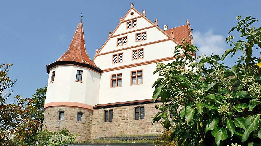 Schloß Ratibor in Roth