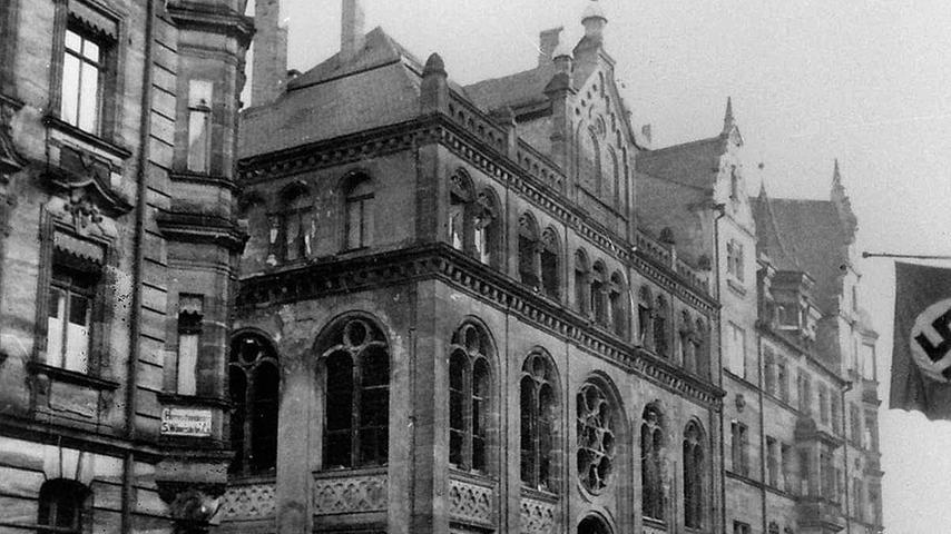Die Reichspogromnacht 1938: Gewalt gegen Juden in Franken