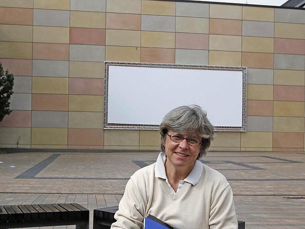 Das Kulturforum — im Bild Programmchefin Annette Wigger — soll dank einnahmeträchtiger Veranstaltungen weniger Zuschuss benötigen.