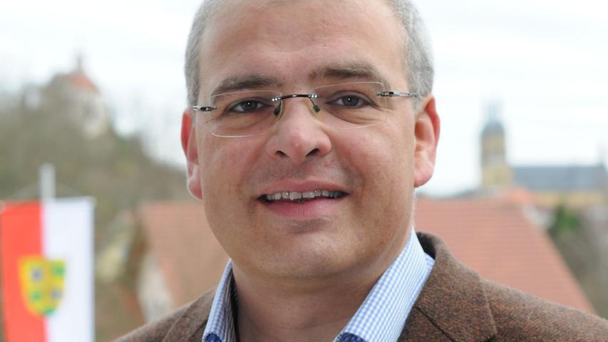 Nach den Wahlen:  Die Bürgermeister  im Landkreis Forchheim