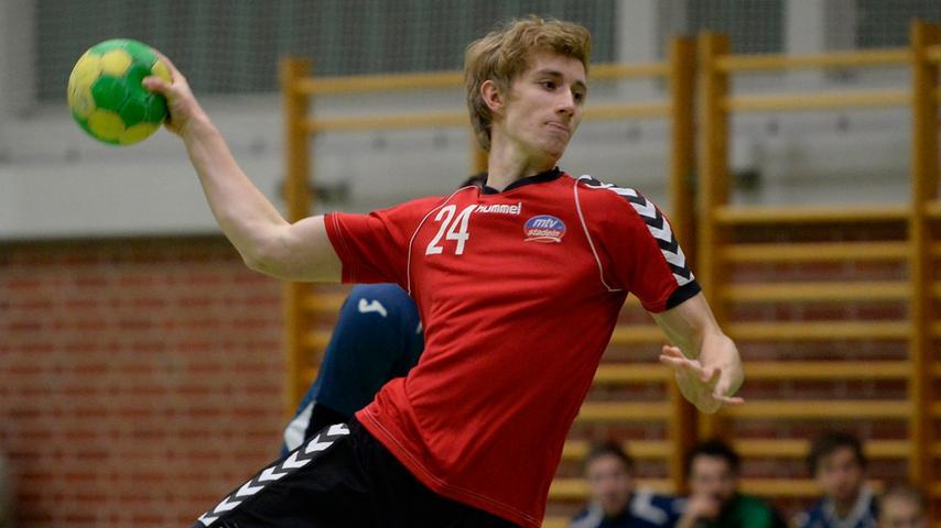 Das Fürther Handballderby in Bildern