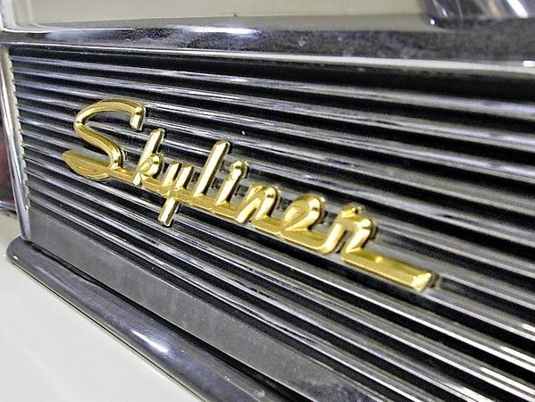 Kühlergrill des Cadillac deVille