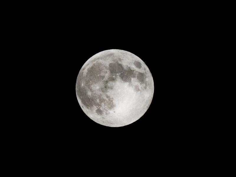 China bereitet seine erste Mondlandung vor.