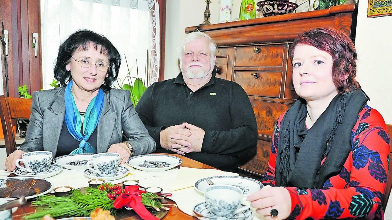 Zeit für einen gemütlichen Kaffee mit den Eltern bleibt Verena Osgyan nur noch selten. Ihr neuer Job als Landtagsabgeordnete hat der Grünen-Politikerin eine Fülle von neuen Aufgaben beschert. Unter anderem hat die gebürtige Rotherin den hiesigen Landkreis als Betreuungsstimmkreis übernommen.