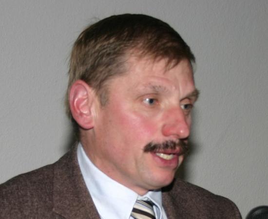 Der BBV-Kreisobmann Friedrich Rottenberger.