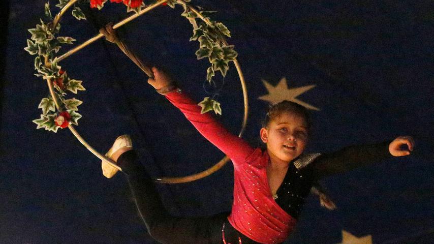 Weihnachten mit dem Zirkus