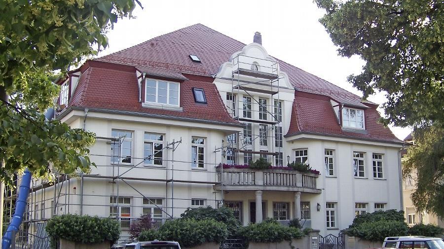 Das lange Warten und die Suche nach einem geeigneten Domizil haben sich gelohnt: Im Frühjahr bezieht das Konfuzius-Institut Nürnberg-Erlangen die Räume im Erdgeschoss dieser Villa an der Virchowstraße beim Stadtpark.
