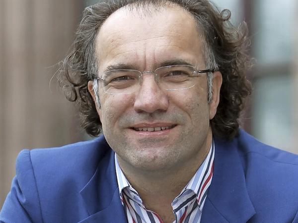 Festivalchef Adil Kaya.