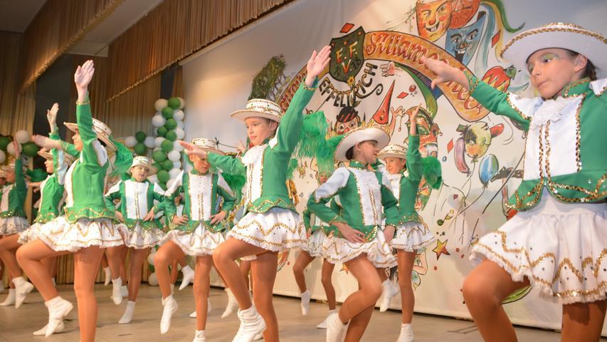 Allamoschee feiert Prunksitzung in Effeltrich