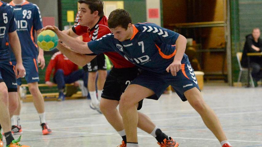 Handball: MTV Stadeln macht kurzen Prozess mit Altenfurt