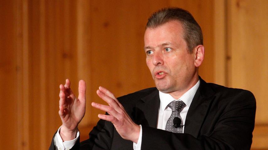 NN-Forum: Maly und Brehm diskutieren über Nürnbergs Zukunft
