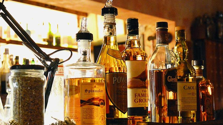 Nürnberg ist  Whisky-Hochburg