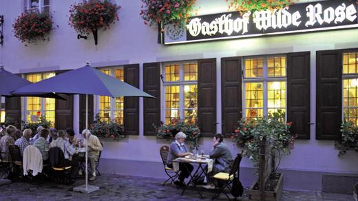 Hotel-Gasthof Wilde Rose, Bamberg