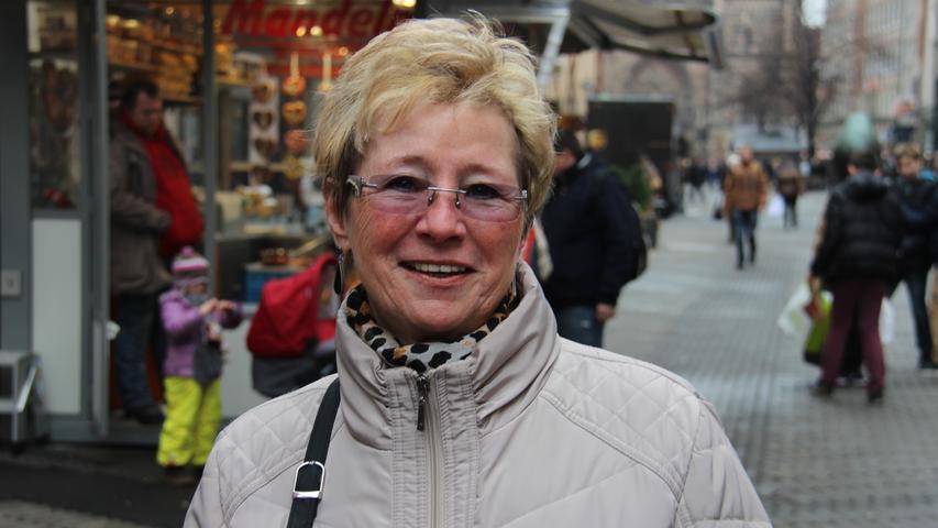 Ursula Gößwein geht davon aus, dass die Beschaffungskriminialität wegfällt, sofern das Rauschgift in Deutschland legalisiert werden würde. Auch sie spricht sich für eine Legalisierung aus.