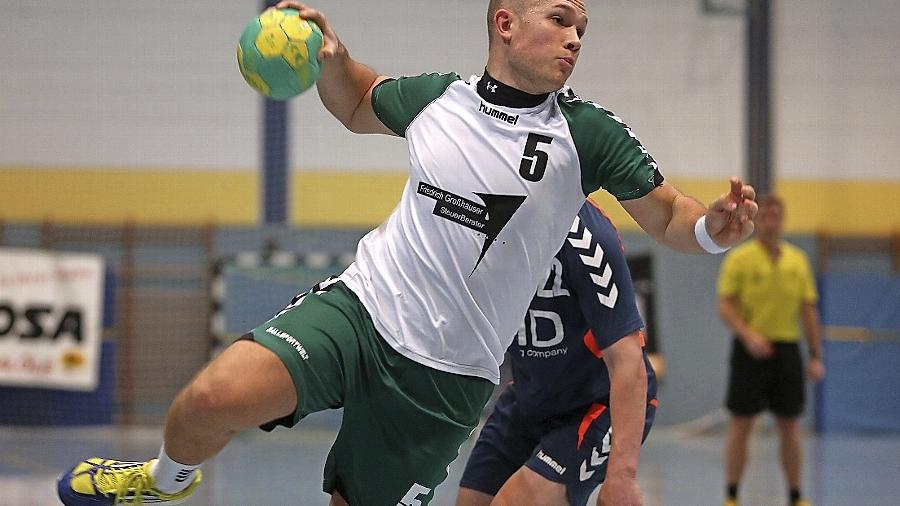 Fünf Treffer steuerte Zirndorfs Kim Nickl zum Heimsieg gegen den am Ende überforderten TSV Altenfurt bei.