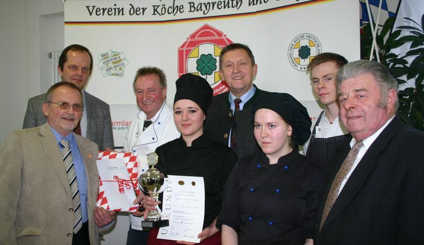 Jubel in Schnabelwaid: Sieg für Nachwuchsköchin