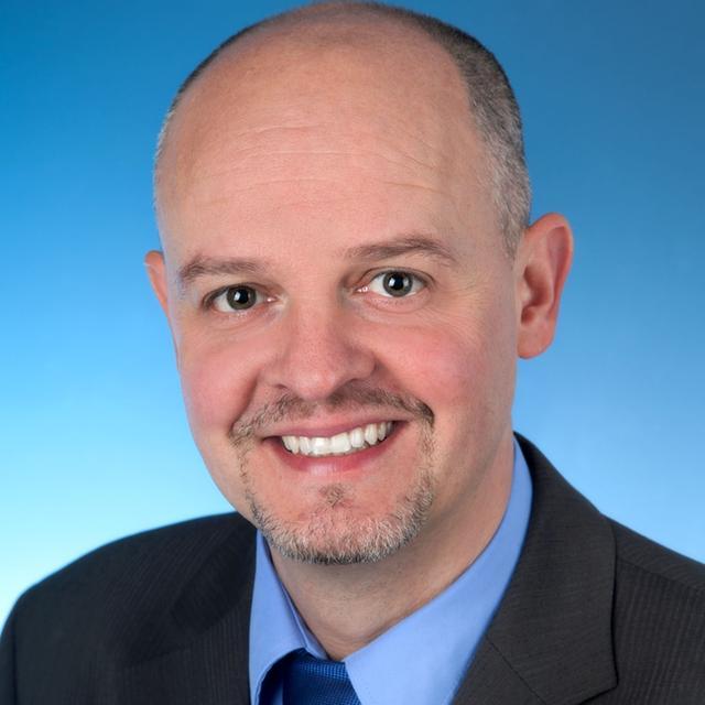 Dirk Lippmann kandidiert für die Sozialdemokraten als Landrat im Kreis Neumarkt.