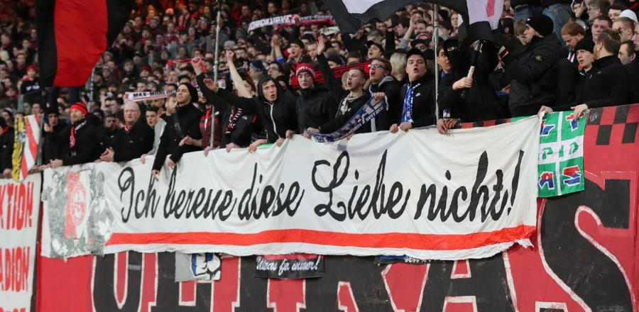 Fanatisch, kreativ und mitunter auch mal wahnsinnig: die Nürnberger Ultras.