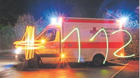 Nürnberger Biker schwer verletzt: Neuer Hubschrauber im Einsatz