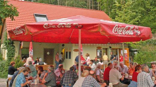 Bierkeller Zum Hopfengarten