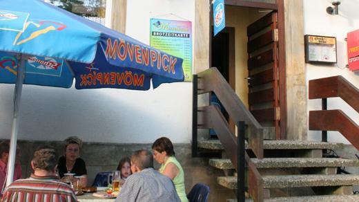 Gaststätte zum Mistelbach (Wilder Mo)