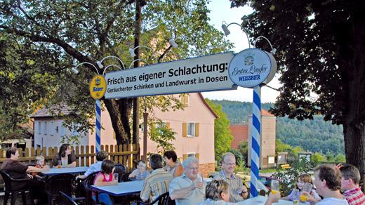 Berggasthof zum Glatzenstein