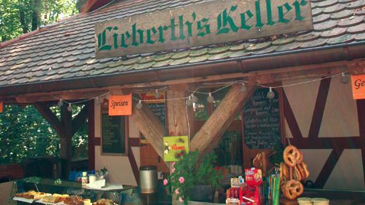 Kreuzbergkeller Lieberth