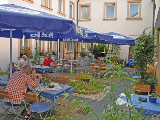 Hotel Restaurant Krone Rehau Bier By