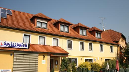 Gasthof Hotel Metzgerei Spitzenpfeil Michelau I Ofr Bier By