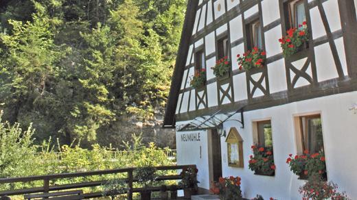 Gasthof-Pension Neumühle