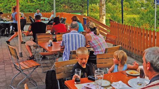 Gaststätte Seeblick-Stüberl