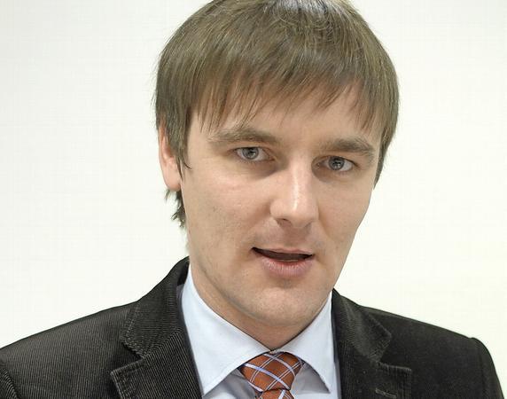 Der Politologe Dr. Thorsten Winkelmann.