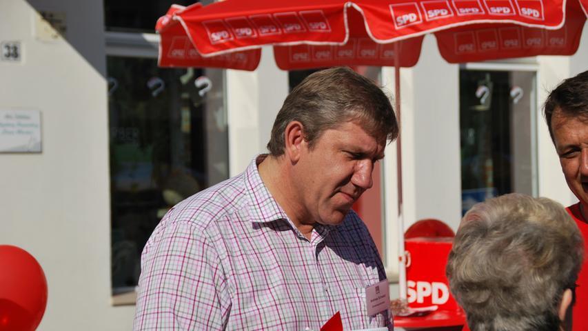 Der 52-jährige Unternehmer, Andreas Schwarz, aus Strullendorf wurde im Wahlkreis Bamberg in den Bundestag gewählt.  (Klicken Sie hier für mehr Infos zu Andreas Schwarz)