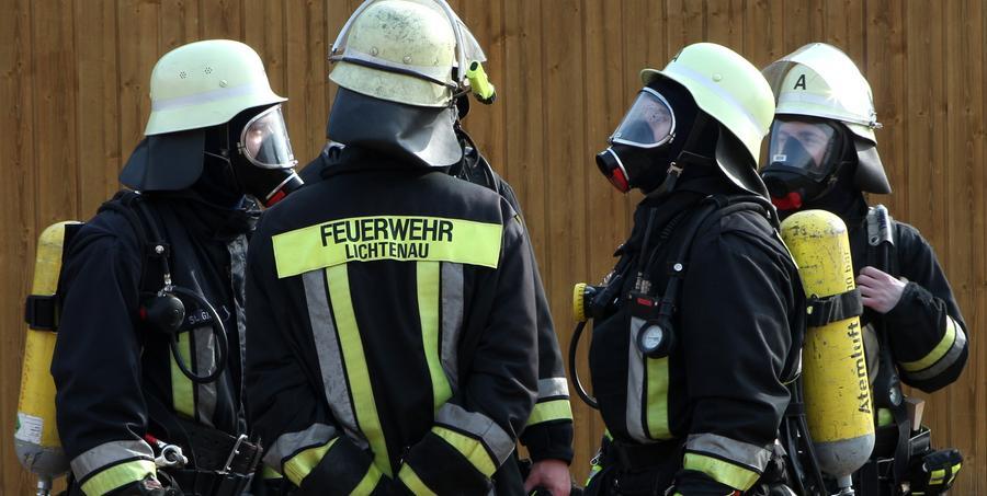 Photovoltaikanlage in Lichtenau geriet in Brand