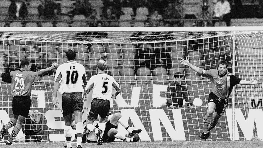 Den letzten Nürnberger Sieg an der Weser für lange Zeit bewerkstelligen im August 1998 Pavel Kuka und Sasa Ciric. Der Tscheche betätigt sich für den Club als Doppelpacker, sein Sturmpartner macht in der Schlussphase den 3:2-Auswärtserfolg amtlich. Die Vorlagen zu allen drei Treffern liefert ein gewisser Michael Wiesinger.