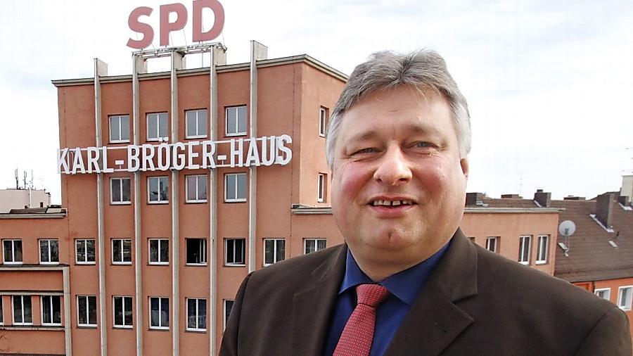 Der Nürnberger Sozialdemokrat Martin Burkert wurde Opfer der Hacker im Bundestag.