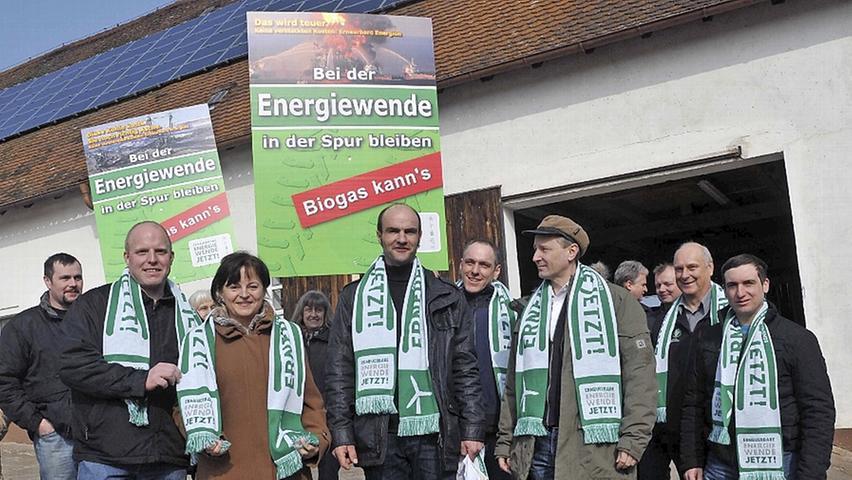 Landwirte befürchten das Aus ihrer Biogas-Anlagen
