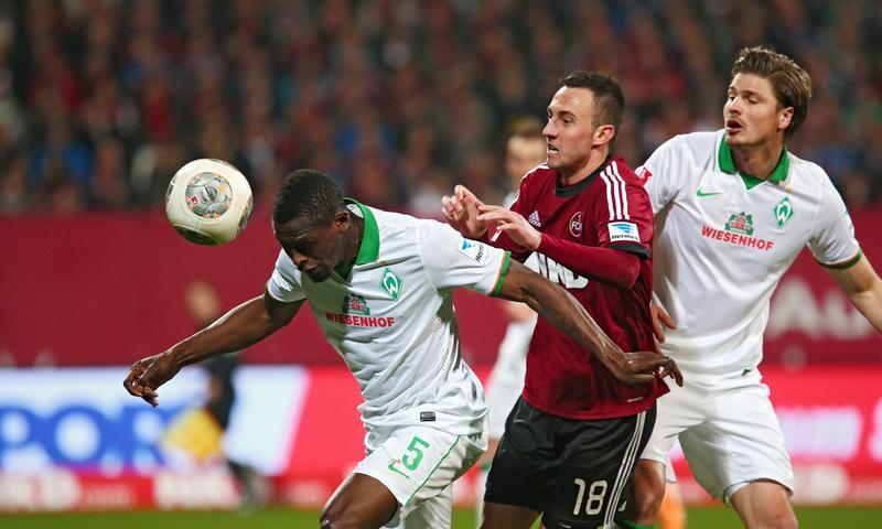 Die Club-Noten gegen Werder: Ausreichend reicht nicht für Punkte
