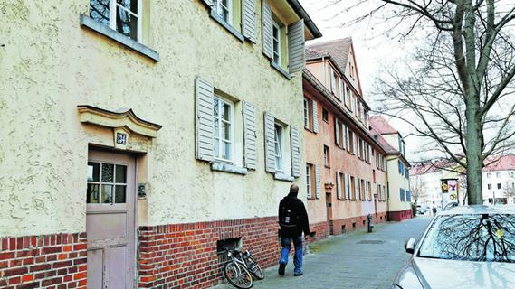 Marode Fassaden, ungünstige Wohnungszuschnitte: Die wbg-Siedlung in der Schillingstraße wird abgerissen.